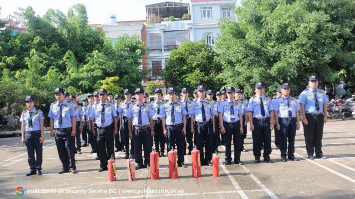 YUKI SEPRE 24 Security Service