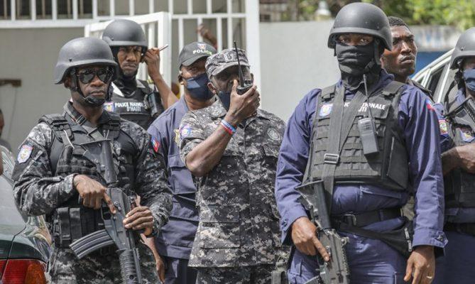 đội vệ sĩ của tổng thống Haiti